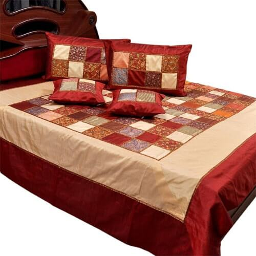 Bed cover manufacturers in India