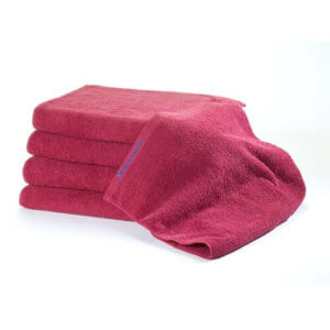 wholesale beauty cotton hair salon towels suppliers & manufacturers in india