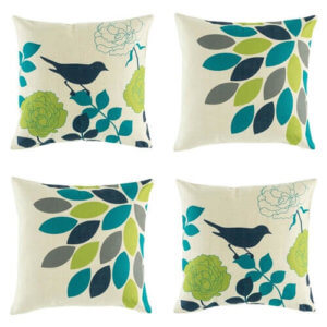embroidered cotton cushion covers wholesale manufacturers & suppliers in india