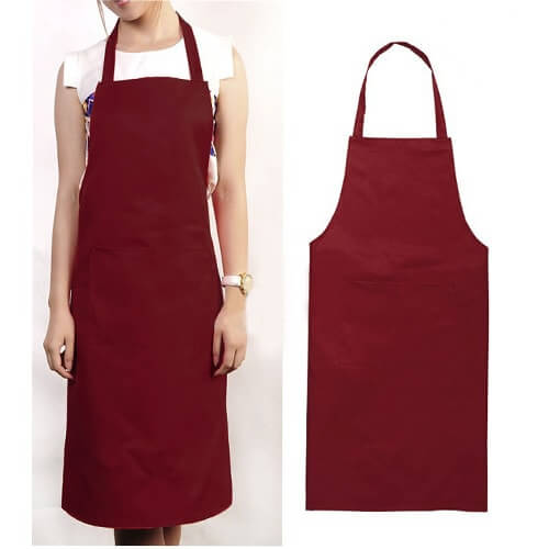 Plain cotton apron manufacturers and suppliers in India